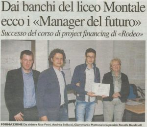 Project Manager a scuola