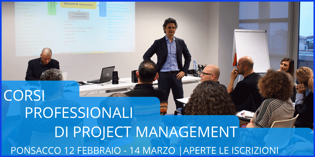 Corsi di Project Management 2018