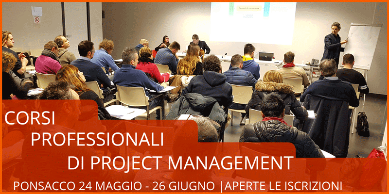 Corso Gratuito di Project Management a Ponsacco