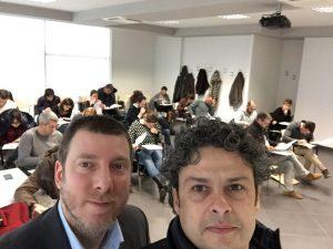 Andrea Bellucci Rico Petri Coaching