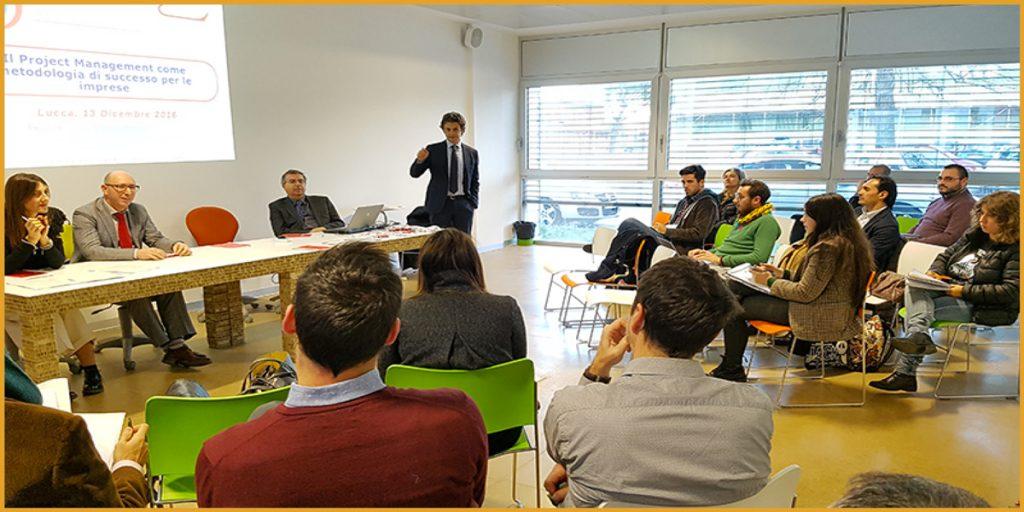 """Seminario: """"Il Project Management come metodologia di successo per le Imprese"""""""