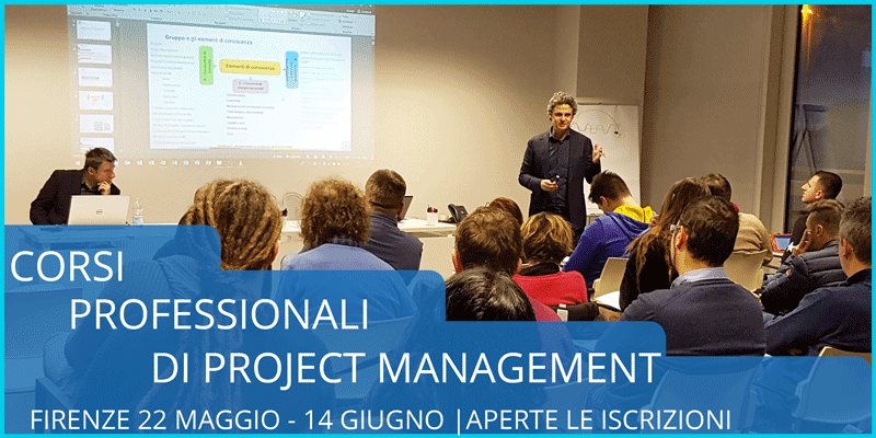 Corso Gratuito di Project Management a Firenze